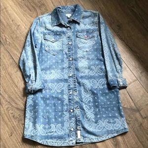 Other - New Gymboree denim dress